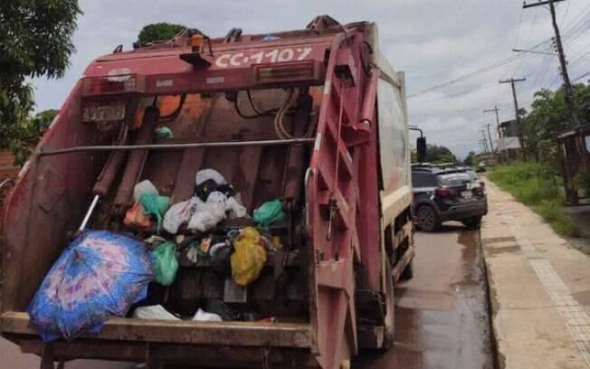 Corpo foi encontrado na zona norte de Macapá.