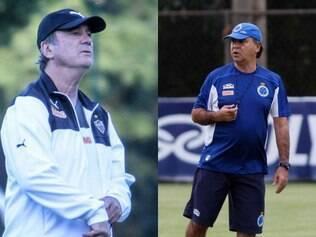 Levir Culpi e Marcelo Oliveira duelam neste domingo, no Independência