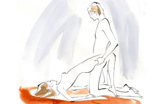 Posição sexual fliperama