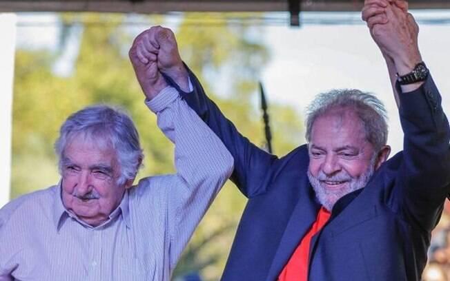Pepe viu saída de Lula da prisão como algo positivo