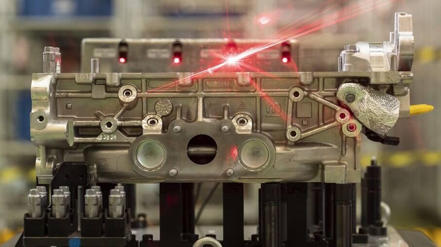 Motor 1.3 de quatro cilindros é o primeiro da nova família GSE Turbo