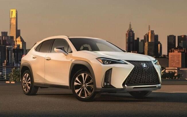 Lexus UX: SUV mais em conta da marca japonesa quer pegar carona da grande onda de compactos  do mercado atual