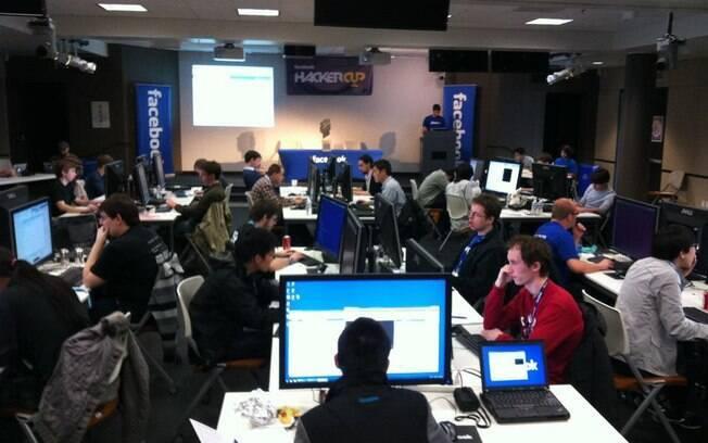Edição do Campus Hackaton, realizada em 2011 nos EUA, reuniu estudantes de universidades