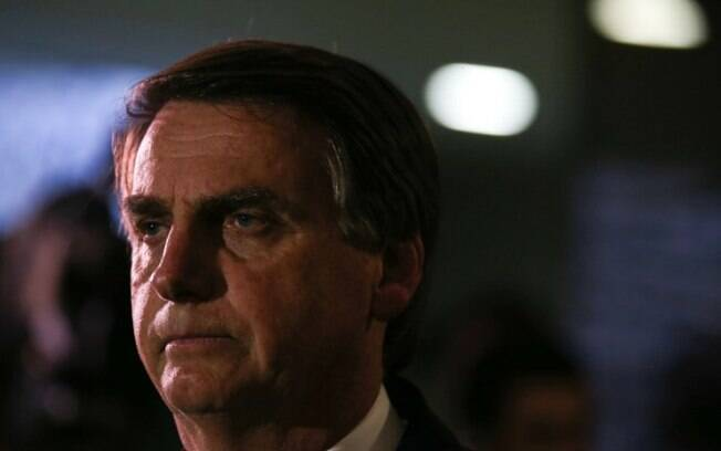 "Bolsonaro argumenta que a pesquisa tenta lhe imprimir ""a pecha de denunciado por enriquecimento ilícito"""