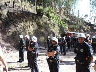 Reintegração de posse em Osasco termina com três pessoas feridas