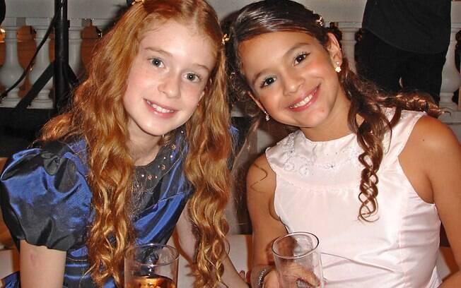 Amigas desde a infância, Bruna e Marina tiveram carreiras muito parecidas, mas uma delas acabou superando a outra em audiência
