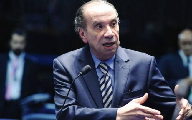 O chanceler Aloysio Nunes (PSDB) se tornou ministro das Relações Exteriores no governo Michel Temer