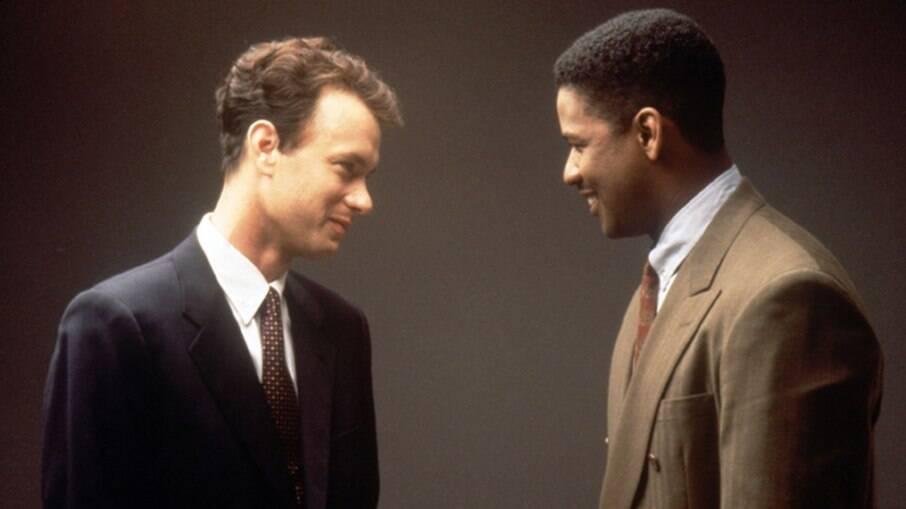 Filadélfia rendeu o primeiro Oscar de Tom Hanks