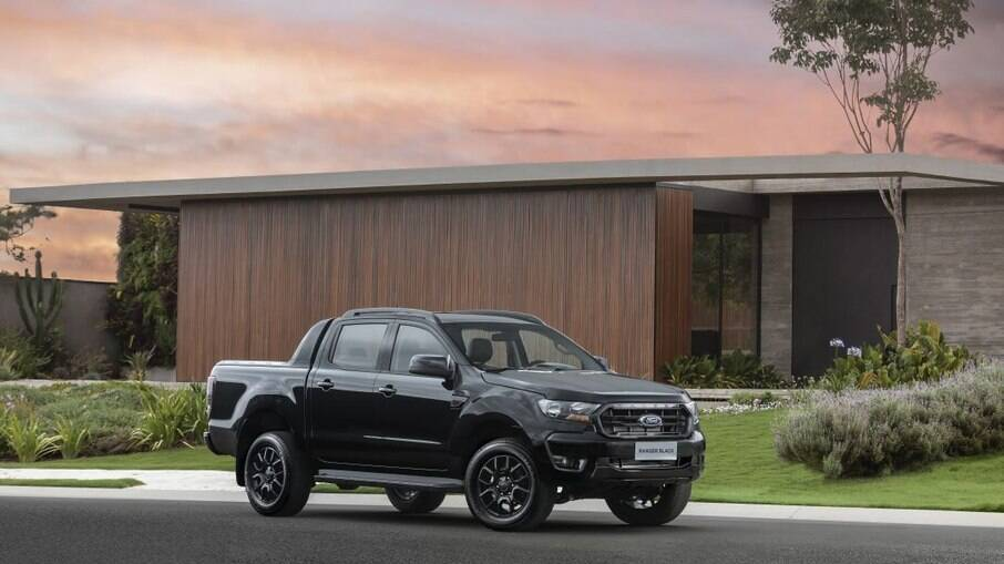 Ford Ranger é destaque absoluto entre as picapes seminovas; veja os detalhes e a tabela completa