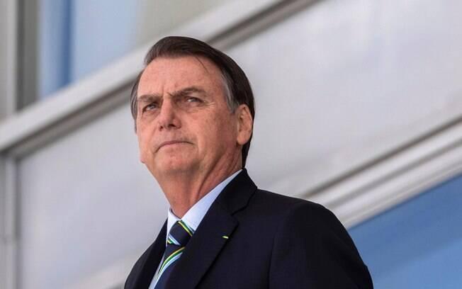 Bolsonaro rebate fala de João Doria