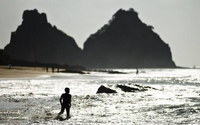 Fernando de Noronha foi umas das sete regiões brasileiras retratada pelo fotógrafo Valdemir Cunha para o livro Brasil Natural