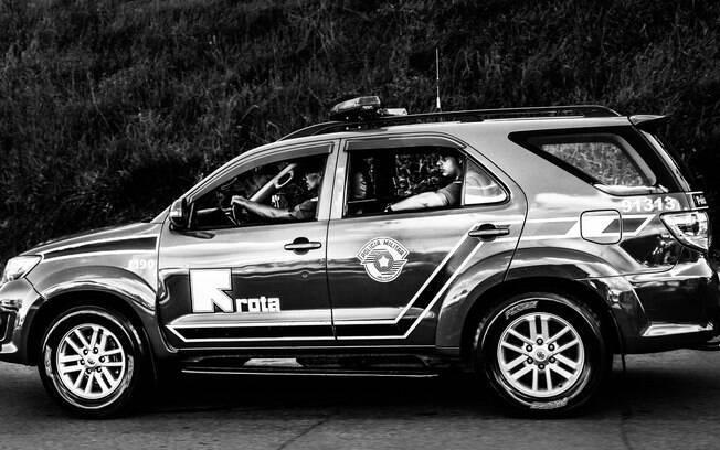 Quando voltei para o Quartel da ROTA, o Sargento PM Vallilo e sua equipe: Cabo PM Souza, Cabo PM Santos e Soldado Gomes, continuaram a patrulhar a cidade de São Paulo em sua viatura