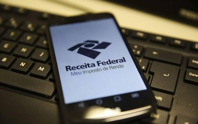 aplicativo Receita Federal