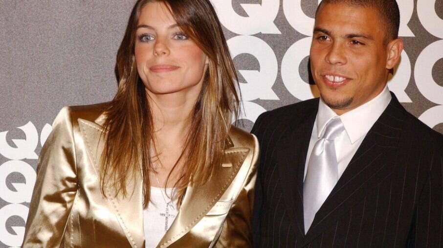 Daniella Cicarelli e Ronaldo Fenômeno ficaram juntos por menos de 1 ano