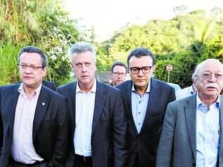 Beto Albuquerque já pediu ajuda do ministro da Defesa, Celso Amorim