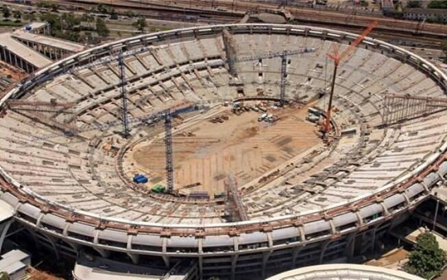 Maracanã será palco da final da Copa do Mundo  de 2014