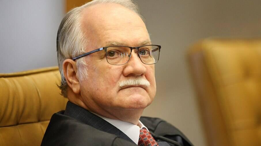 Ministro do Supremo Tribunal Federal (STF) Edson Fachin