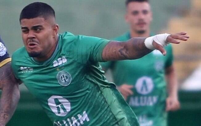 Guarani rescinde contrato com o atacante Joo Paulo