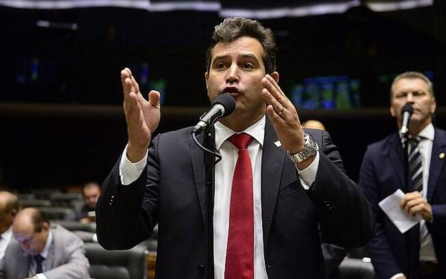 O deputado Maurício Quintella (MG) é indicado do PR para a comissão do impeachment.. Foto: Gustavo Lima / Câmara dos Deputados - 09.03.16