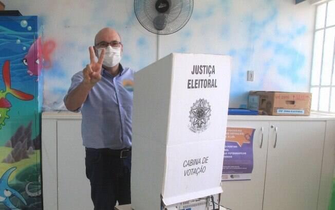 Dário Saadi foi eleito prefeito de Campinas.