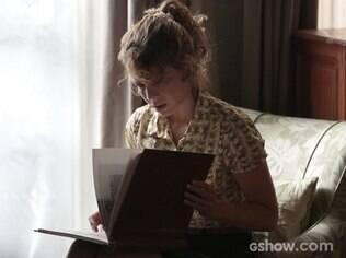 Cristina fica perplexa com a revelação deixada na carta