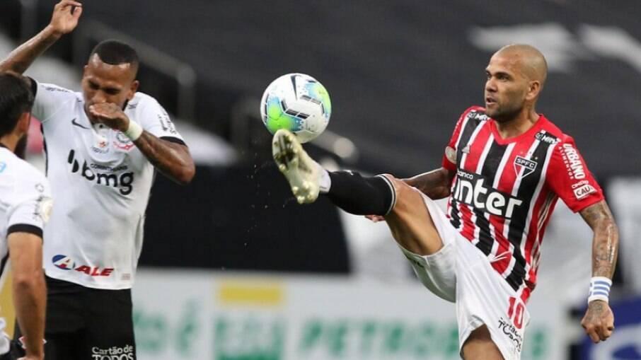 Corinthians e São Paulo fazem clássico na Arena neste domingo