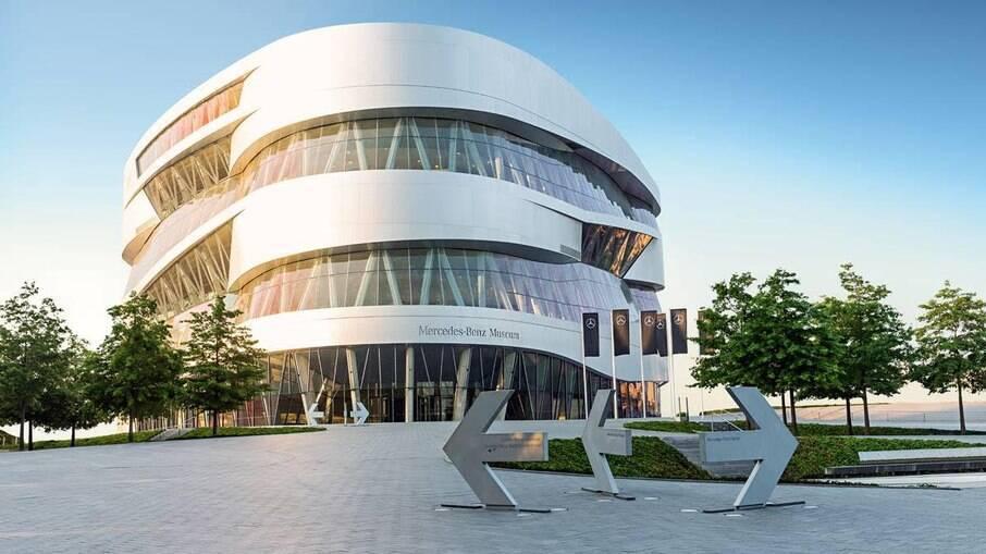 Museu da Mercedes-Benz oferece ao público diversas formas de interação sem sair de casa