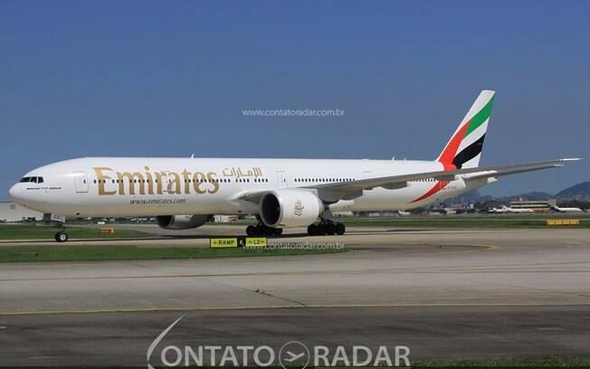 Emirates suspende voos para a África do Sul