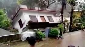 Chuvas na Índia deixam pelo menos 25 mortos