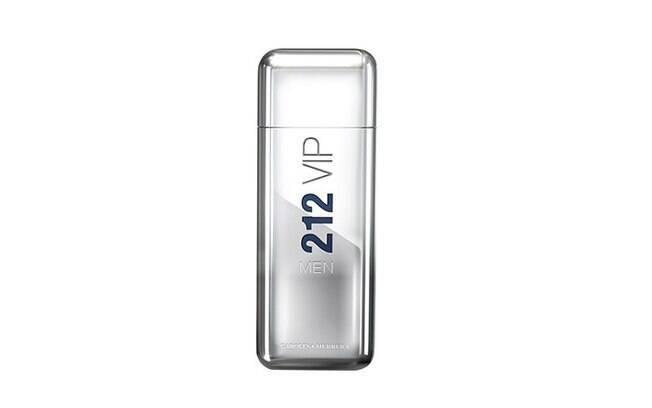212 Vip Men Masculino Eau de Toilette, da Carolina Herrera, por R$149,00