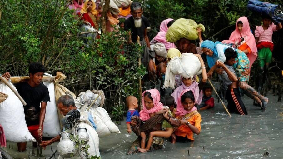 Militares mataram 35 crianças em Myanmar, denuncia Unicef