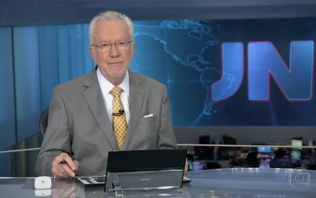 Alexandre Garcia trabalhou por 30 anos na Globo
