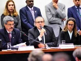 Barusco fala na CPI na Petrobras