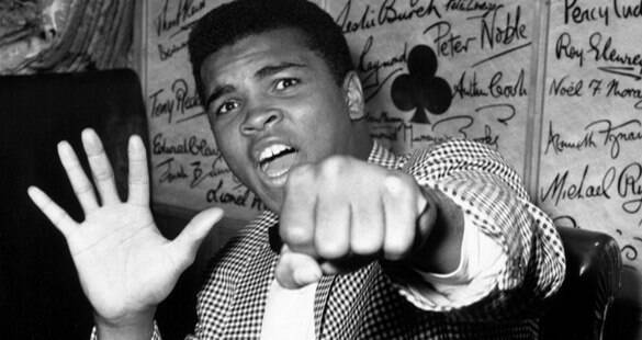 Eterno! Lendário boxeador, Muhammad Ali completaria 75 anos nesta terça