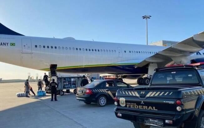 Grupo se articulava através do Aeroporto Internacional de Viracopos.