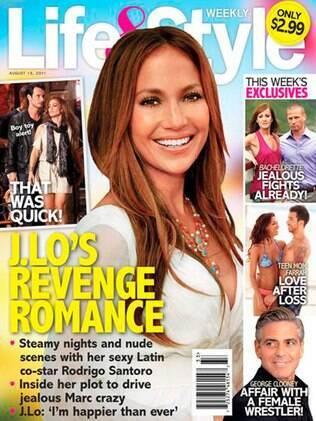Revista americana aposta no romance de Jennifer Lopez e Rodrigo Santoro