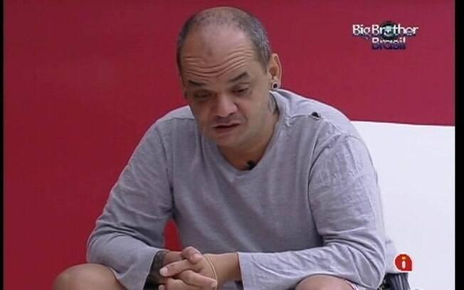João Carvalho fala dos seus momentos dentro do reality para Jonas