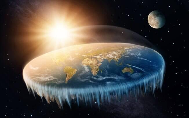 Refutado há 2 mil anos, terraplanismo segue vivo com a ajuda da internet