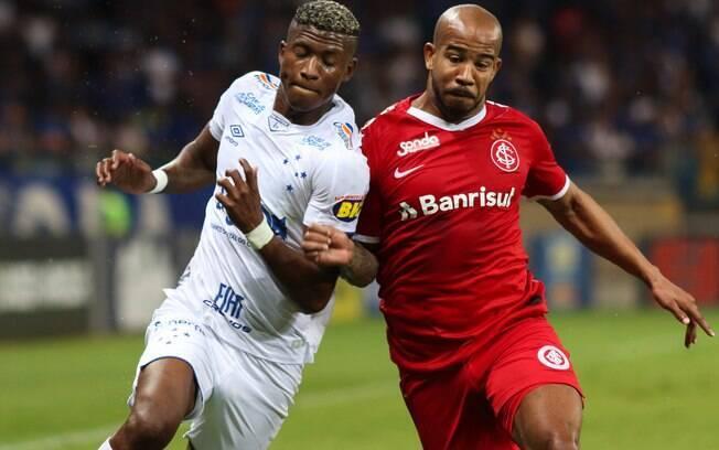 Cruzeiro e Internacional ficaram no empate em Belo Horizonte, no Mineirão