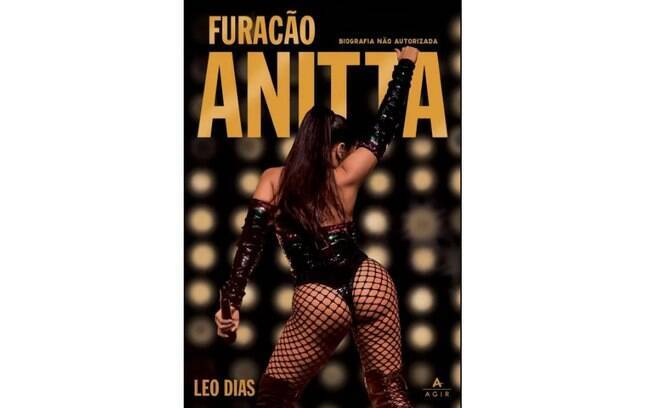Biografia não autorizada de Anitta,