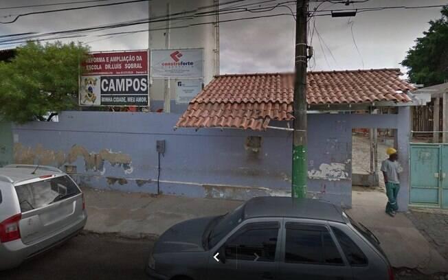 A Escola municipal Doutor Luís Sobral, em Campos