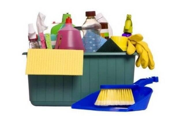 Cuidado com componentes presentes em alguns produtos, bem como a forma que irá aplicá-los