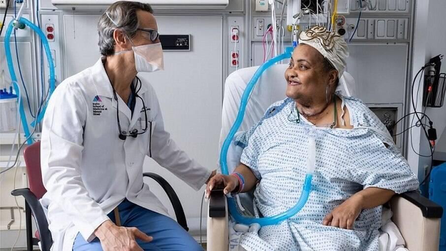Transplante inédito de traqueia pode ajudar intubados por covid-19
