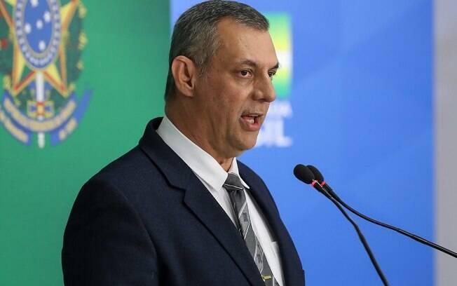 Otávio Rêgo Barros, porta-voz da Presidência da República