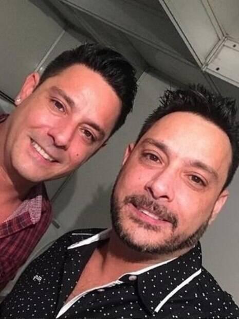 Márcio e Vavá foram expulsos de casa de show