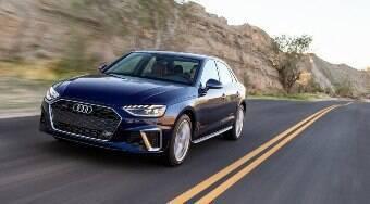 Audi A4 2021 é alternativa sofisticada em um mar de SUVs
