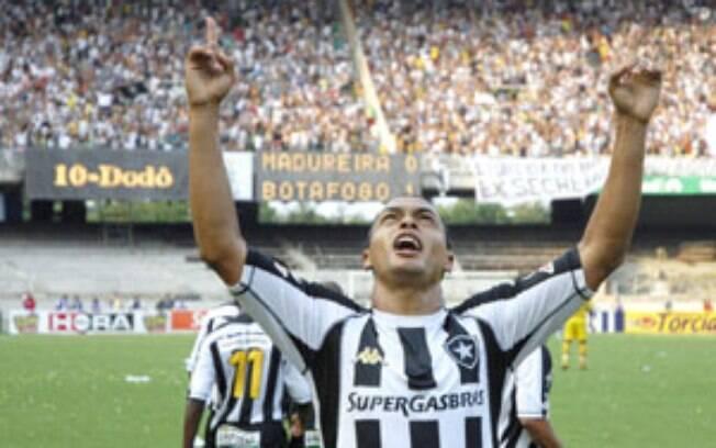 O Madureira chegou à final da Taça Rio de 2006, mas foi derrotado pelo Botafogo de Dodô