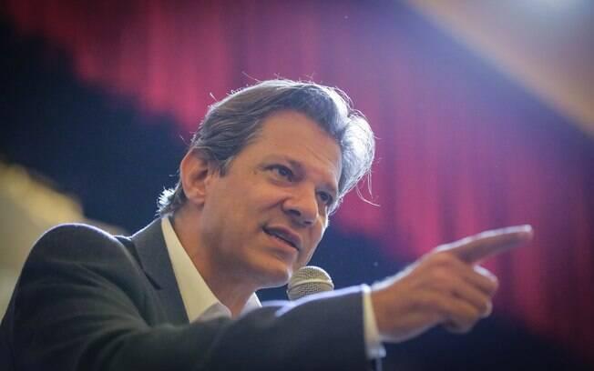 Fernando Haddad assumiu condição de candidato do PT à Presidência após TSE barrar Lula na disputa