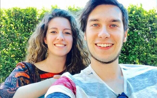 Italianos, Luca Russo estava passeando na cidade catalã com a namorada Marta Scomazzon