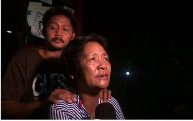 Os pais de Mary Jane Veloso agradecem pela soltura da filha